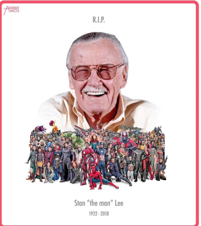 The+%22Marvel%22ous+Life+of+Stan+Lee