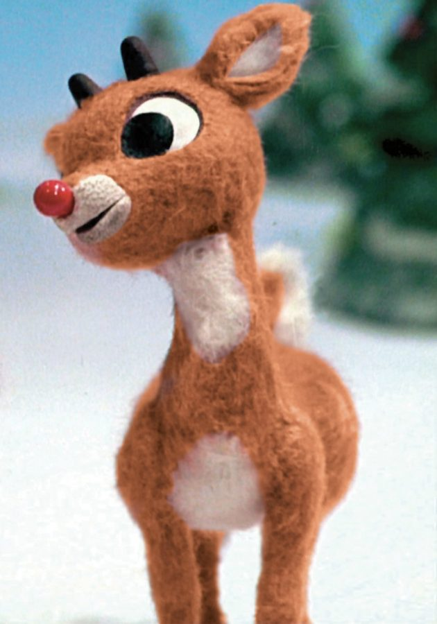 Rudolph the Red-Nosed Victim?