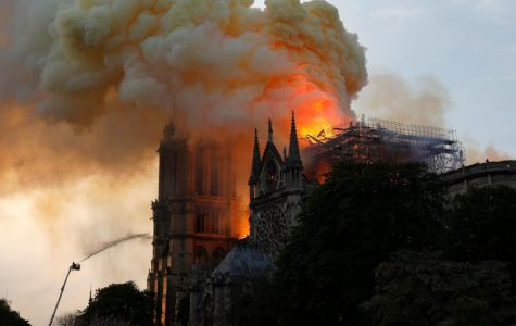 Watching History Burn: Notre-Dame de Paris