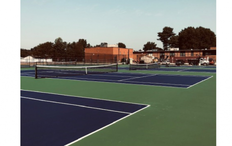 EHS Tennis Courts
