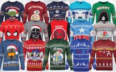 A much loved fad, the ugly holiday sweater, can earn your team spirit points on Thursday, December 17.